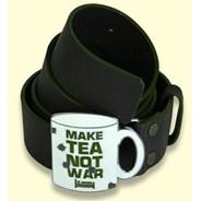 Make Tea Leather Belt