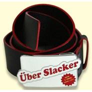 Uber Slacker Leather Belt
