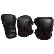 AC760B Black 3 Pad Set