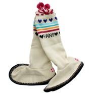 Skate Bunny Crème Womens Slippers
