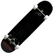 Z Series Black Complete Skateboard