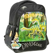 Dinogear Dinorama Velociraptor Backpack