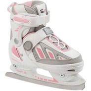 075 Girls Adjustable Figure Ice Skates