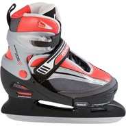 Mach 5 Boys Adjustable Ice Skates