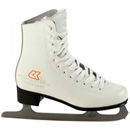 Princess Leather Ice Skates