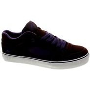 Francis Lo Brown/Purple Shoe