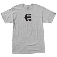Icon Mid 09 Grey/Heather Youths S/S T-Shirt
