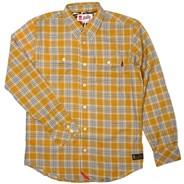 Uptown Mustard Long Sleeve Woven Shirt