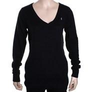 Back to Basics Black Sweater