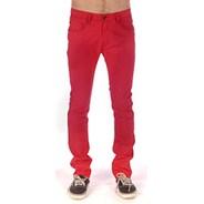 Vorta Red Jeans