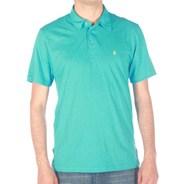 Bangin Cyan SS Polo Shirt