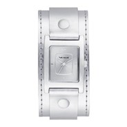 Electra Silver/Silver Patent Watch EA014
