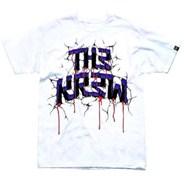Krack S/S T-Shirt - White
