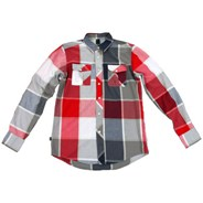 Rio Navy L/S Shirt