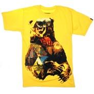Da Burz Yellow S/S T-Shirt
