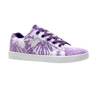 Bullet Purple Tie-Dye Shoe