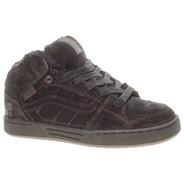 Skink Mid (Weather Pack) Black Kids Shoe IPD1JO