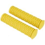 Pro Series Yellow Scooter Handgrips