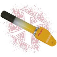 Pro Series Yellow Scooter Fixed Fork