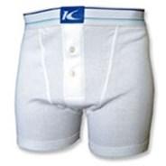 Ice White Boxer Shorts
