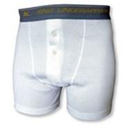 Torch White Boxer Shorts