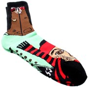 Hipster Sock Puppet - Brown