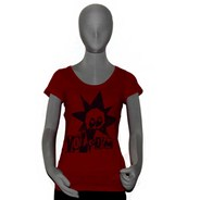 Star Birds Ruby Red S/S Tee