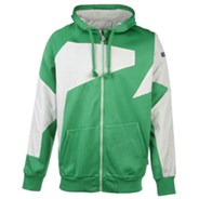Sudden Green Zip Hoody