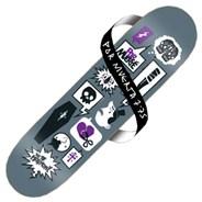 Por Muerta 7.625inch Skateboard Deck