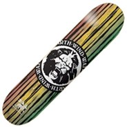 Pryon #16 Thriftwood 8inch Skateboard Deck