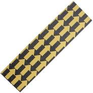 Arrows Black/Yellow Scooter Griptape