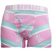 Bawbags JK Willies Pink Boxer Shorts