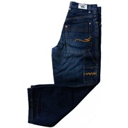 Aks A Dark Used Indigo Youth Jeans