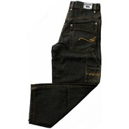Aks C Dirty Ochre Youth Jeans