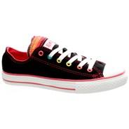 Chuck Taylor Multi Tongue Ox Black/Multi Kids Shoe 632575