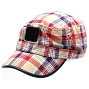Answer Adjustable Cap - Yellow Check