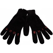 Salt and Pepa Gloves - Dark Carbon