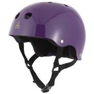 Brainsaver Helmet - Purple Gloss