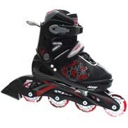 Bladerunner Phaser Boys Recreational Inline Skate - Black/Red