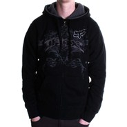 Head Six Sherpa Zip Hoody