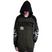 G-Unit No Retreat Zip Hoody - Olive