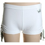 The Hot-Hot Hot Pants - White