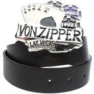 Viva Von Zipper Belt - Black