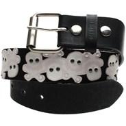 Jolly Pop Belt - Black/White