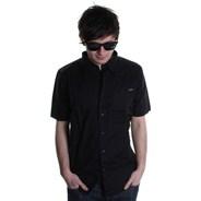 XYZ Solid S/S Shirt - Black