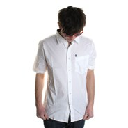 XYZ Solid S/S Shirt - White