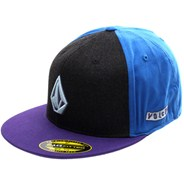 Too Stone 210 Fitted Flexfit Cap - Purple Flash