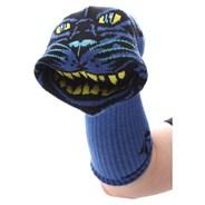 Jimbo Phillips FA Sock Puppet Socks - Blue Panther