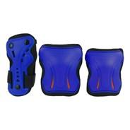 AC760BL Blue/Red 3 Pad Set