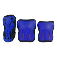 AC760BL Blue/Red 3 Pad Set